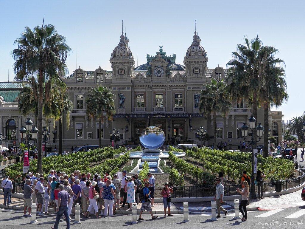 Монако. Рай на земле существует