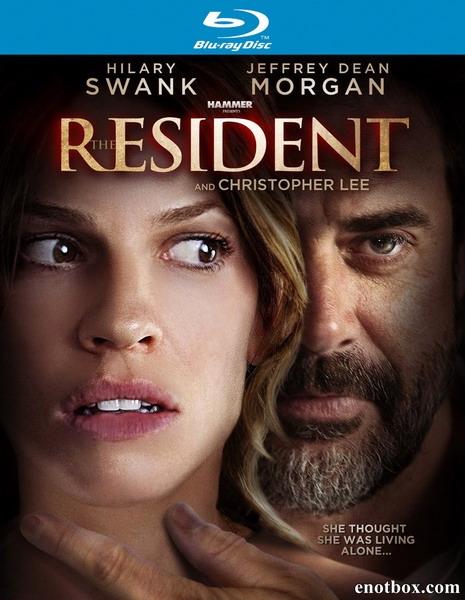 Ловушка / The Resident (2011/BDRip/HDRip)
