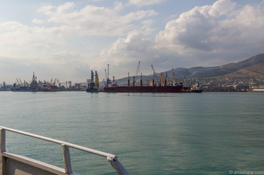 Новороссийский порт