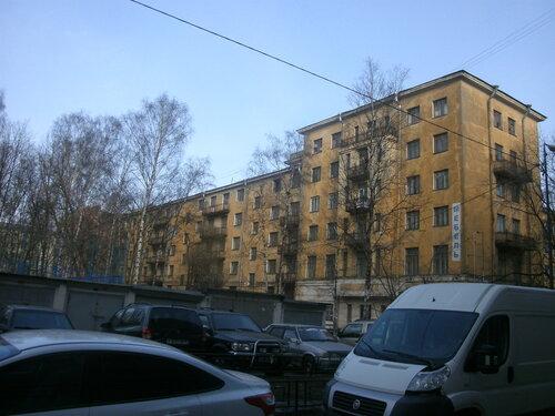 Яковлевский пер. 8