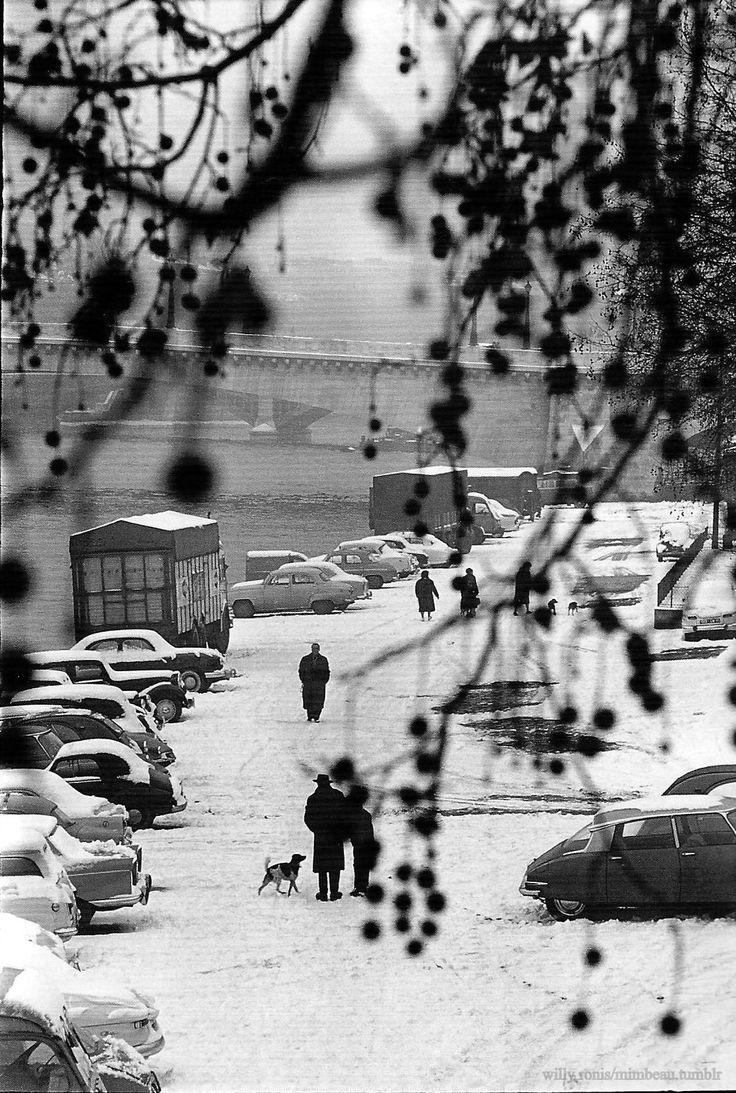 1961. Набережная Турнель