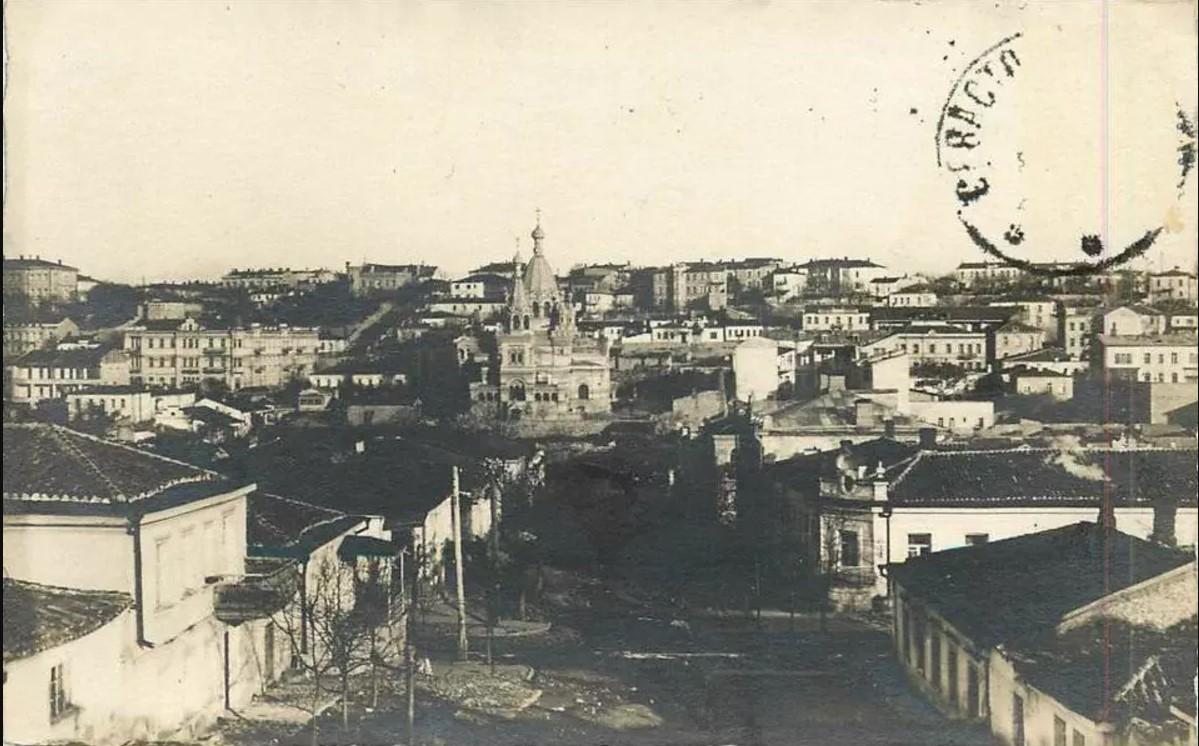1918. Костомаровская улица