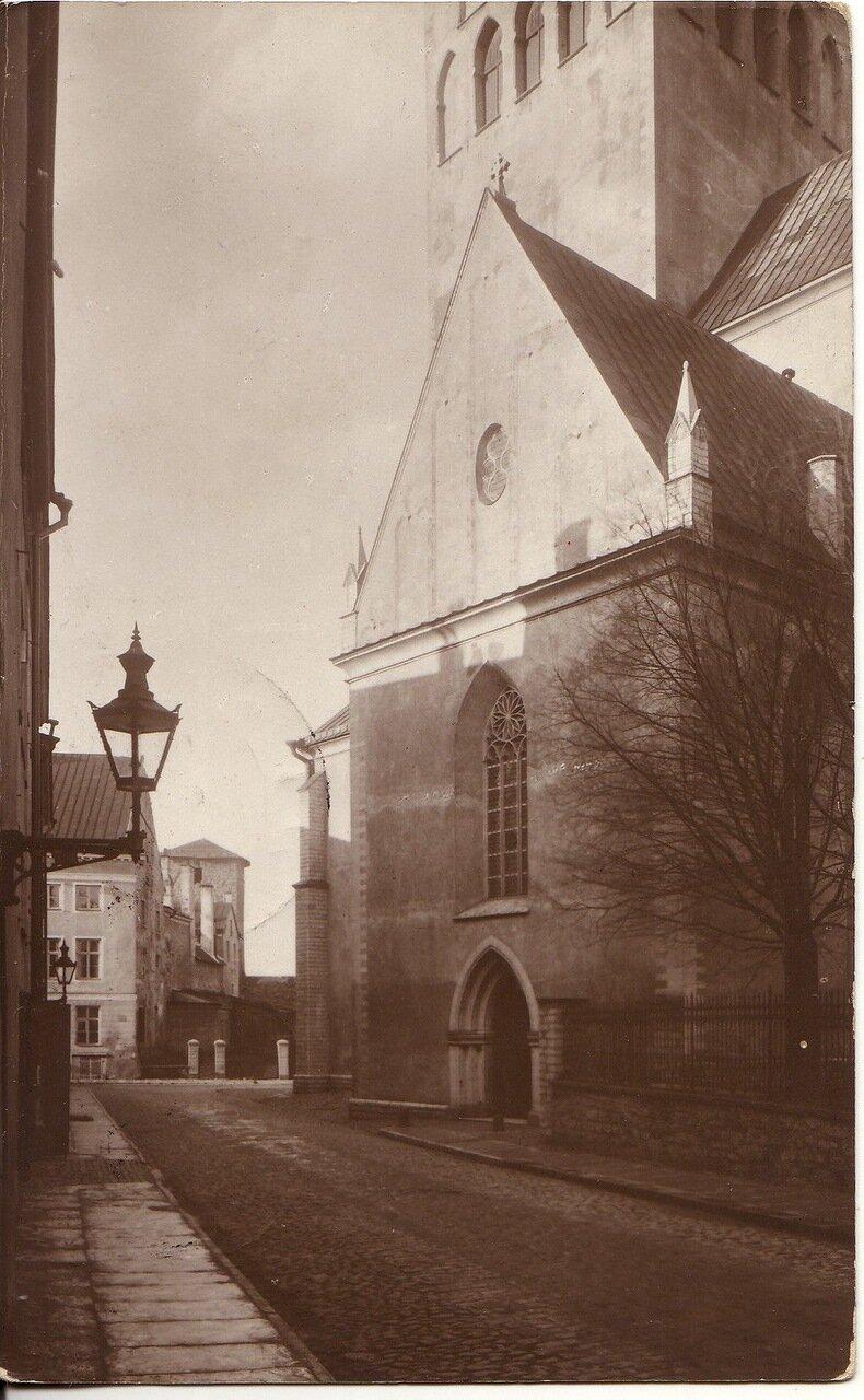 Церковь Святого Николая. 1914