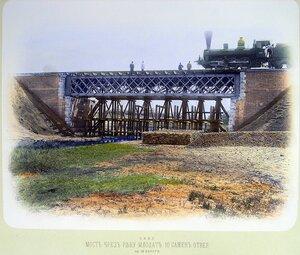 2. Мост через  реку Млодать
