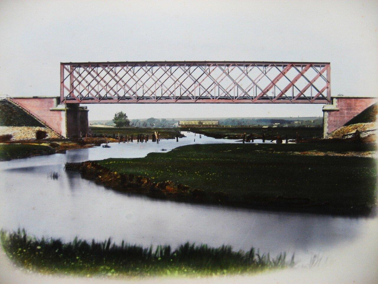 7. Мост через реку Уды