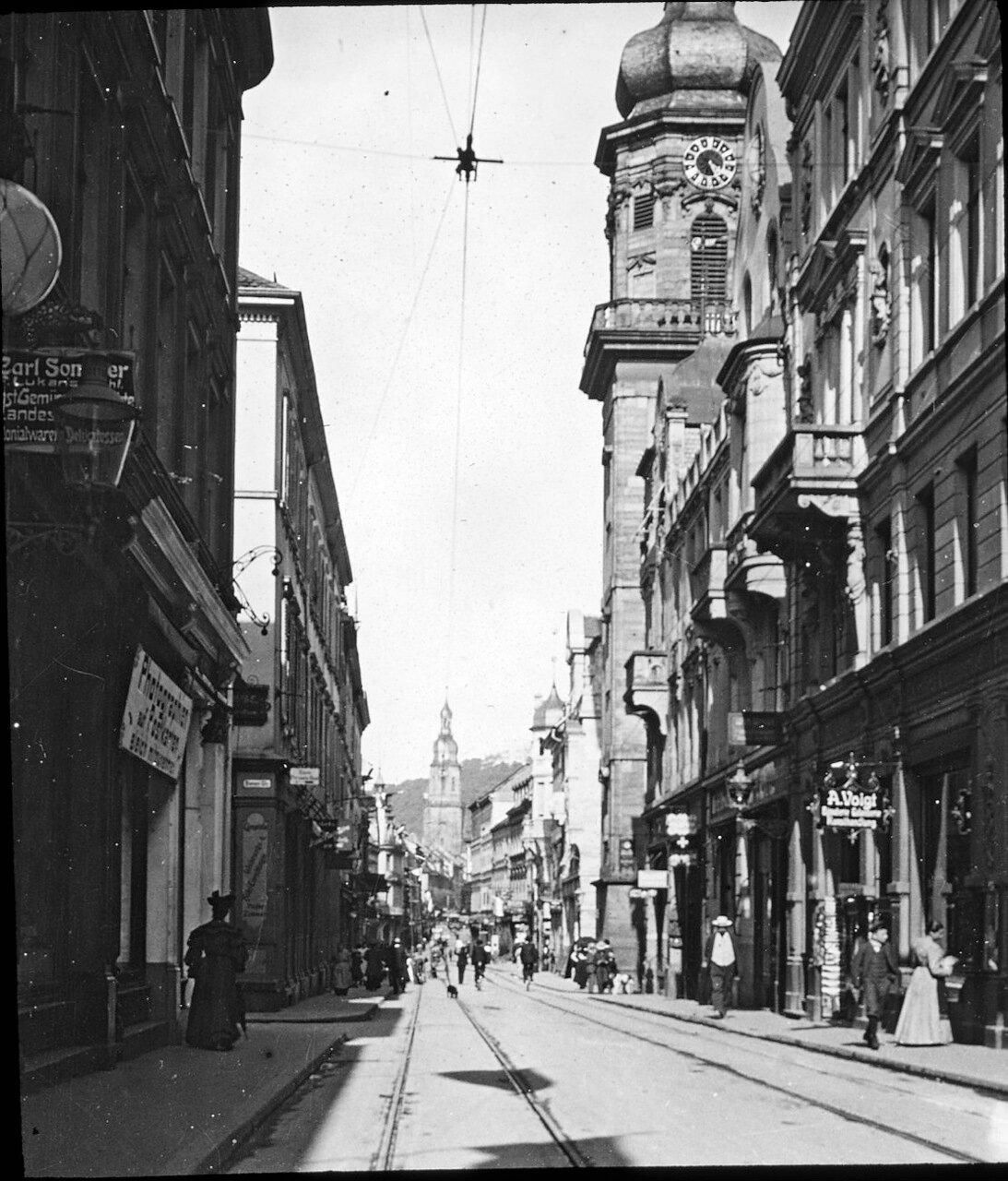 Гейдельберг, 1906