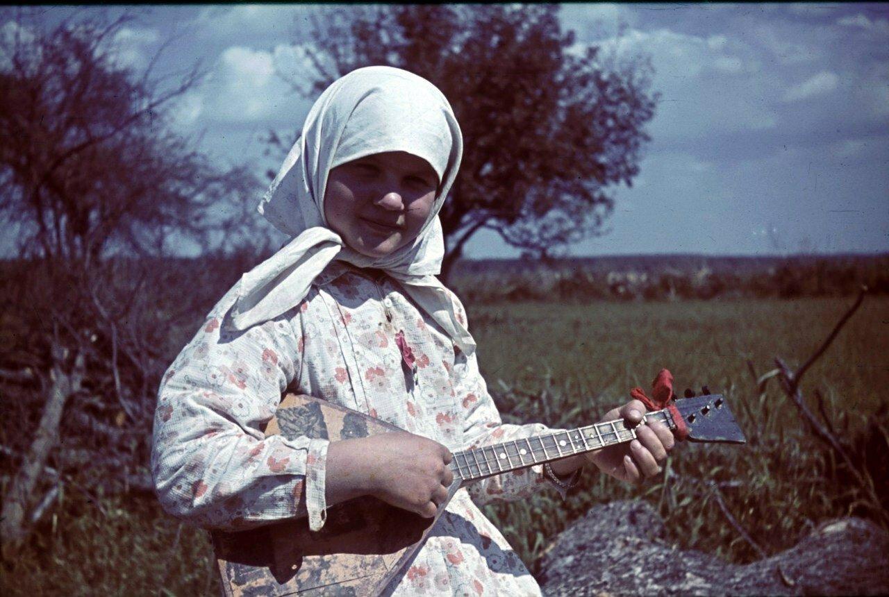 Белгородская область. Портреты местных жителей