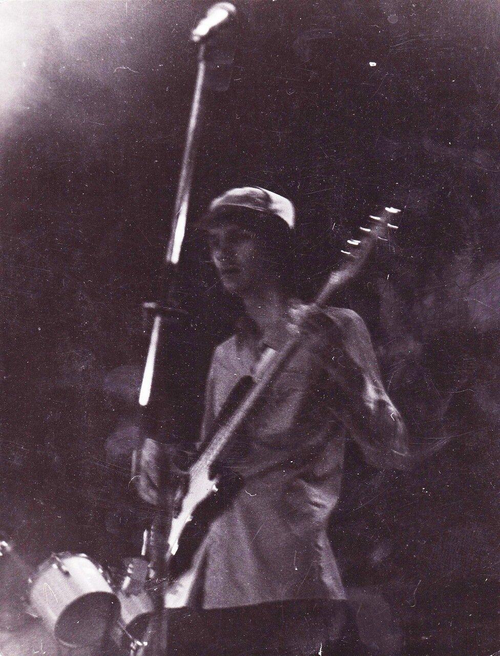 1990-1992. Неизвестный исполнитель