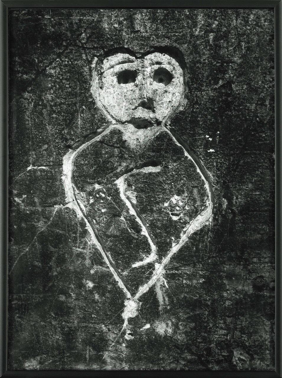 1930. Граффити. Серия VIII Магия. Без названия