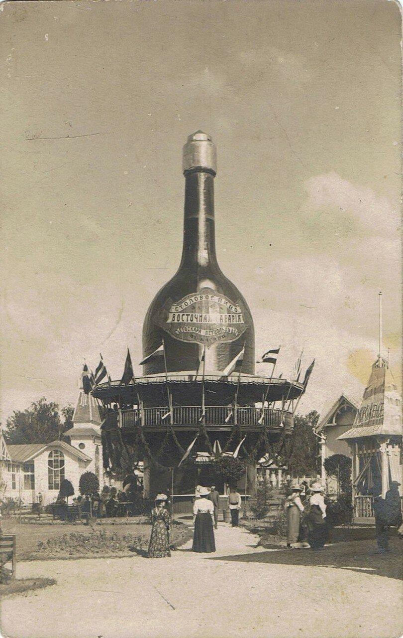 Казанская международная выставка 1909 г. Павильон Восточная Бавария