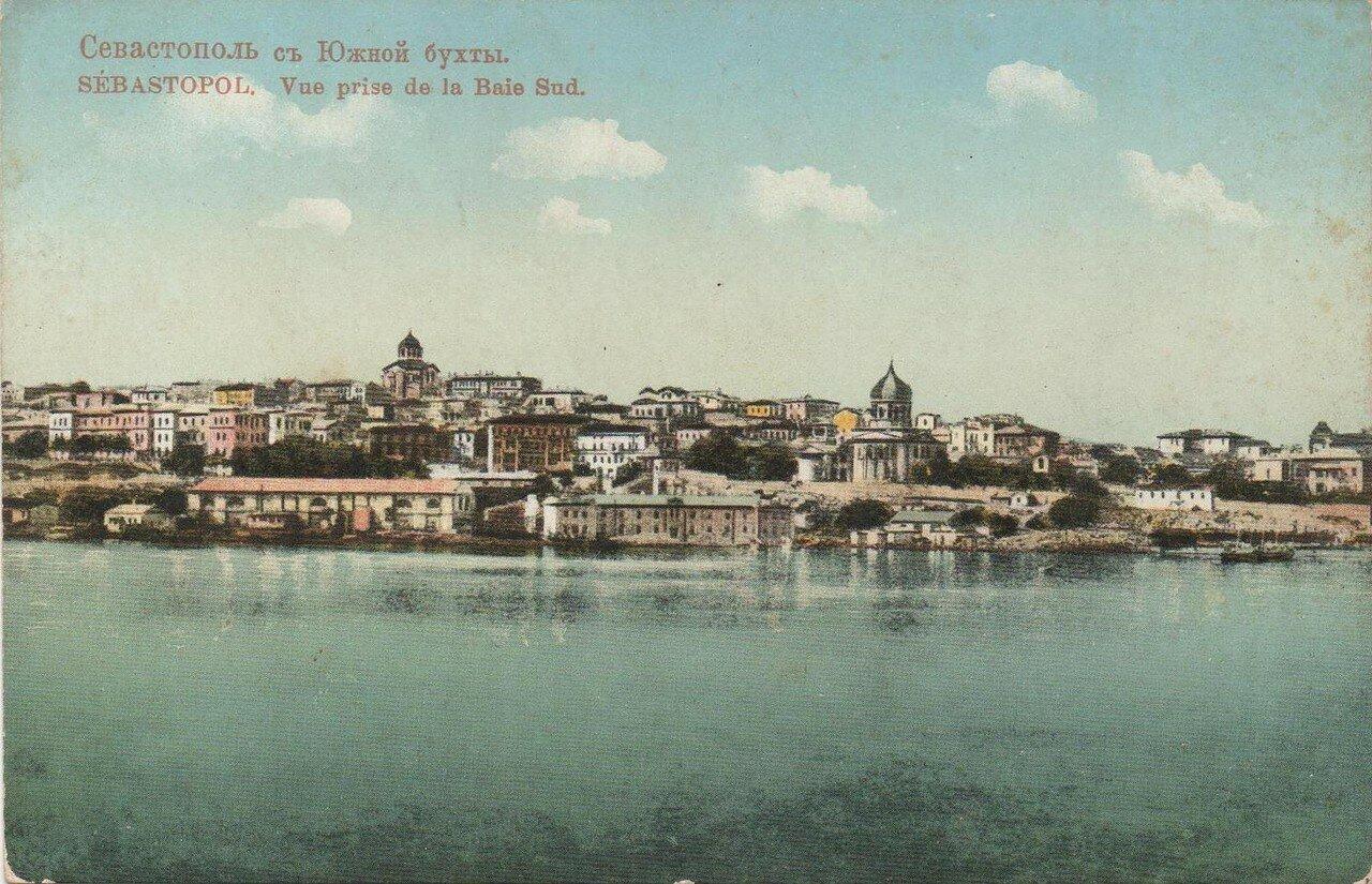 Севастополь с Южной бухты