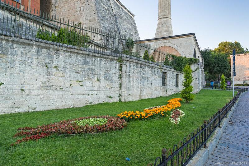 Собор Святой Софии - Айя-София. Стамбул.