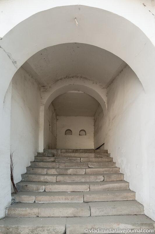 Часовня Николая Чудотворца Николо-Угрешского монастыря