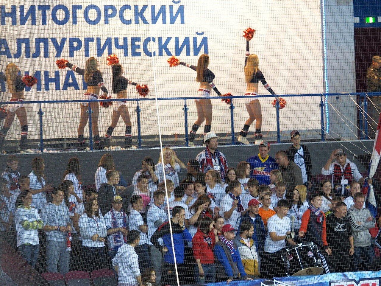35Металлург - Авангард 05.09.2015