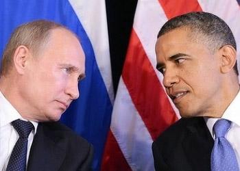 Обама обсудил по телефону с Путиным ситуацию в Украине
