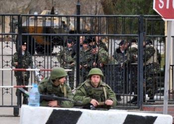 Наблюдателей миссии ОБСЕ вновь не пустили в Крым