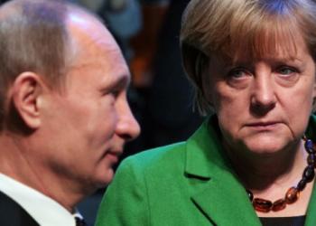 Меркель сказала Путину, что референдум в Крыму нелегитимен