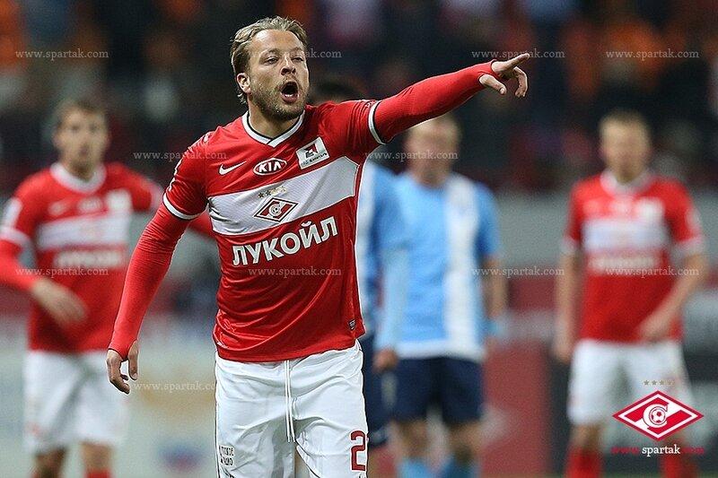«Спартак» — «Крылья Советов» 1:0