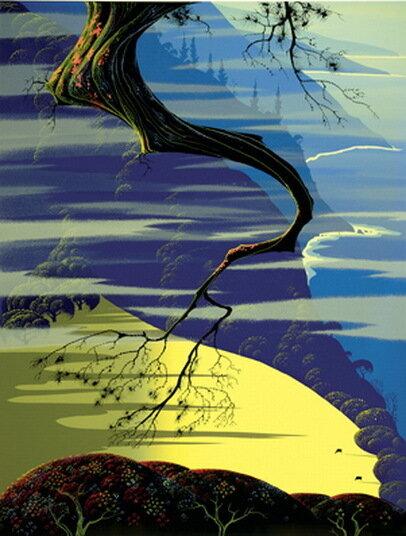 Эйвинд Эрл (1916-2000) - США. Стать бы деревом лесным