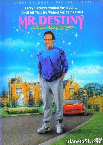 Мистер Судьба / Mr. Destiny (1990/DVDRip)