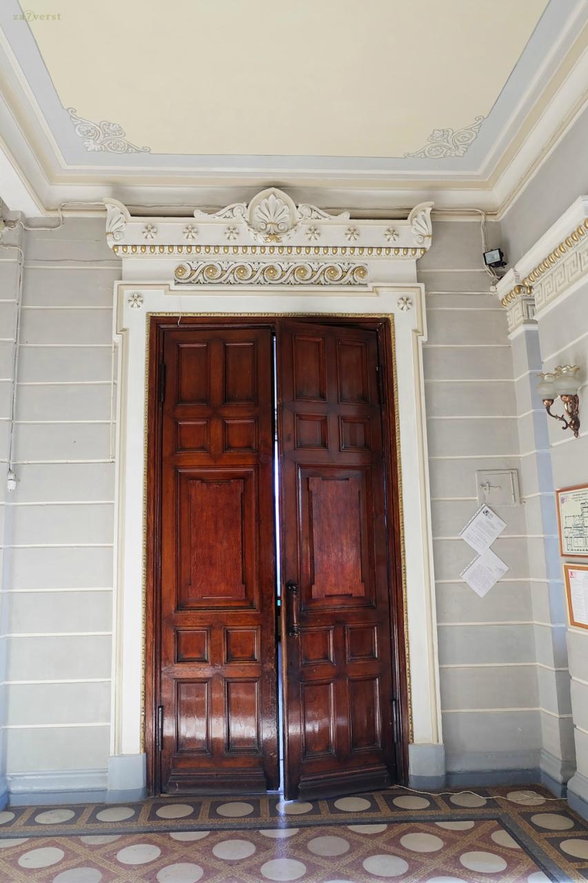 Дом-особняк М.А. Павлова в Шуе, интерьер