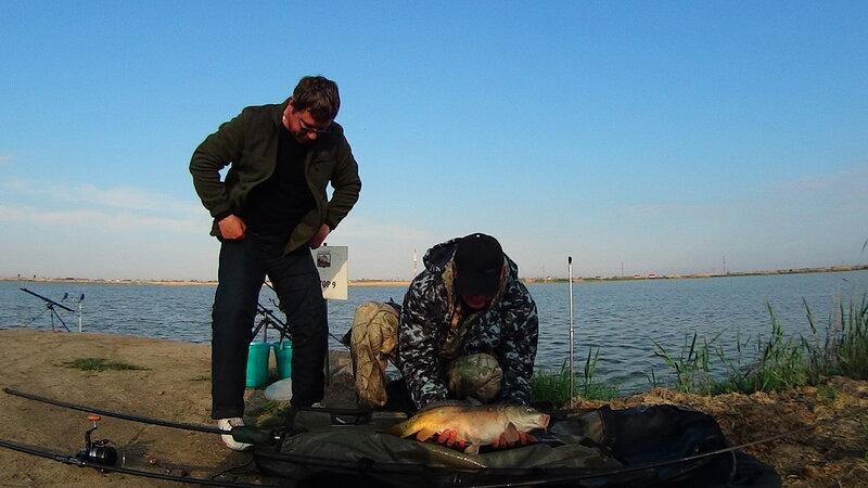 рыбалка в динском районе платная