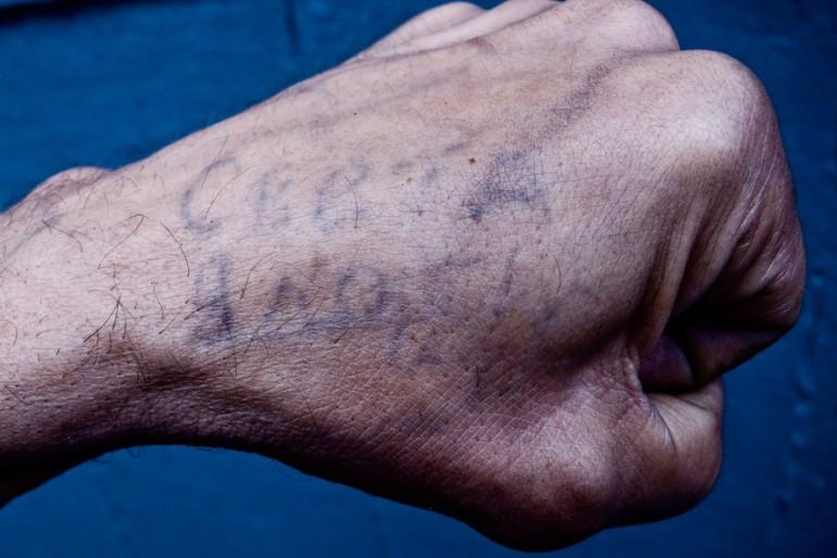 Обещал на руках носить. Татуировки в виде женских имен