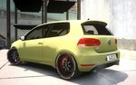 VW Golf GTI By Yca Nima