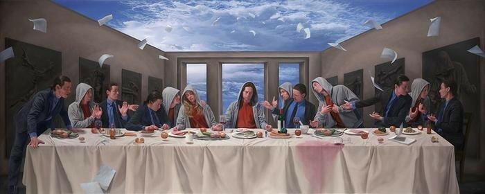 Джоел Ри (Joel Rea)   фантастические иллюстрации австралийского художника