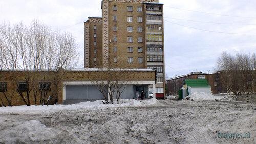 Фото города Инта №6538  Западная сторона Куратова 22 14.04.2014_12:32