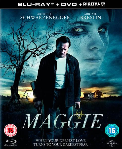 Зараженная / Maggie (2015/BDRip/HDRip)