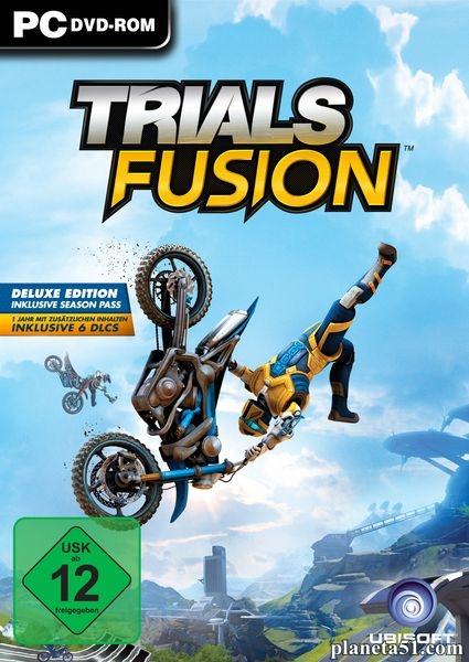 Trials Fusion (2014/RUS/ENG/MULTI9/RePack)