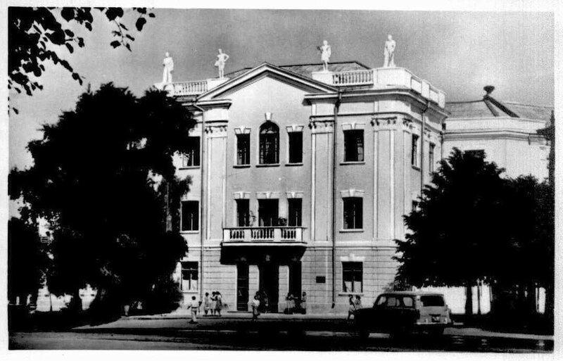 винницкая 2-я школа в 1960-х