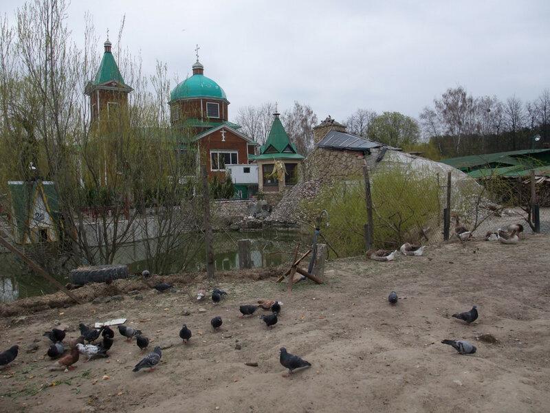 Храм Архистратига Михаила. Гомель