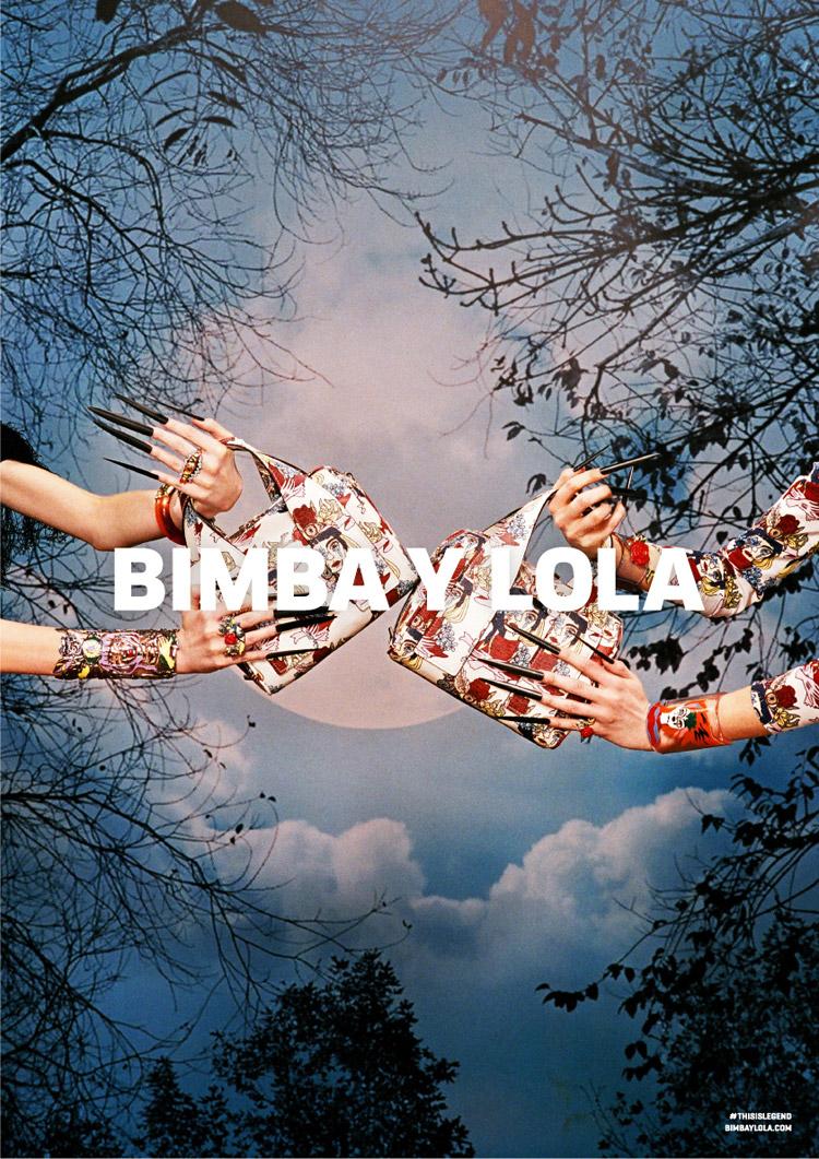 Кэролайн Шурх (Caroline Schurch) для Bimba Y Lola