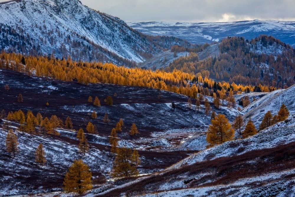 9. Перевалы, перевалы… Россия. (© Tomski)
