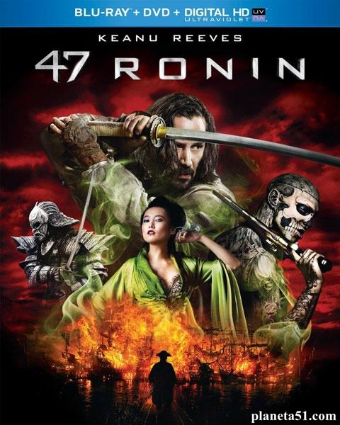 47 ронинов / 47 Ronin (2013/BDRip/HDRip/3D)