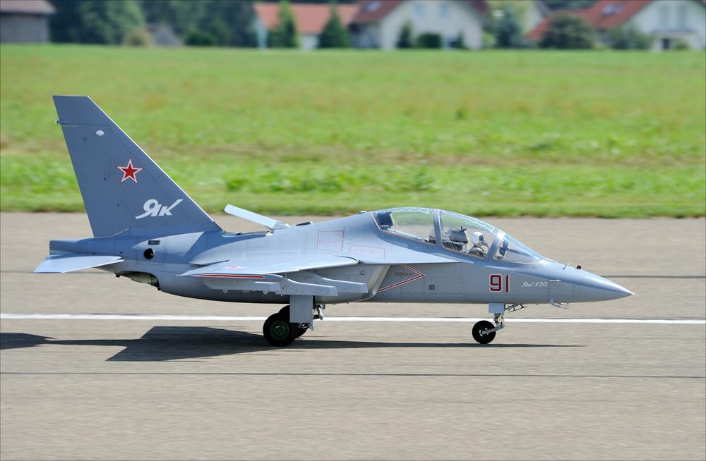 Русджет, Як-130, F15