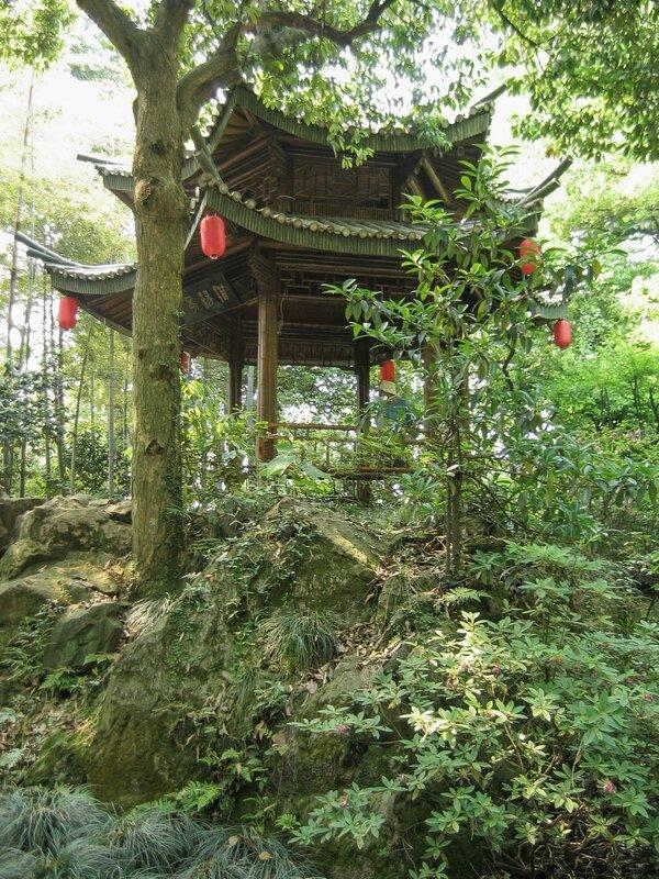 Беседка, Хуанлундун, Ханчжоу
