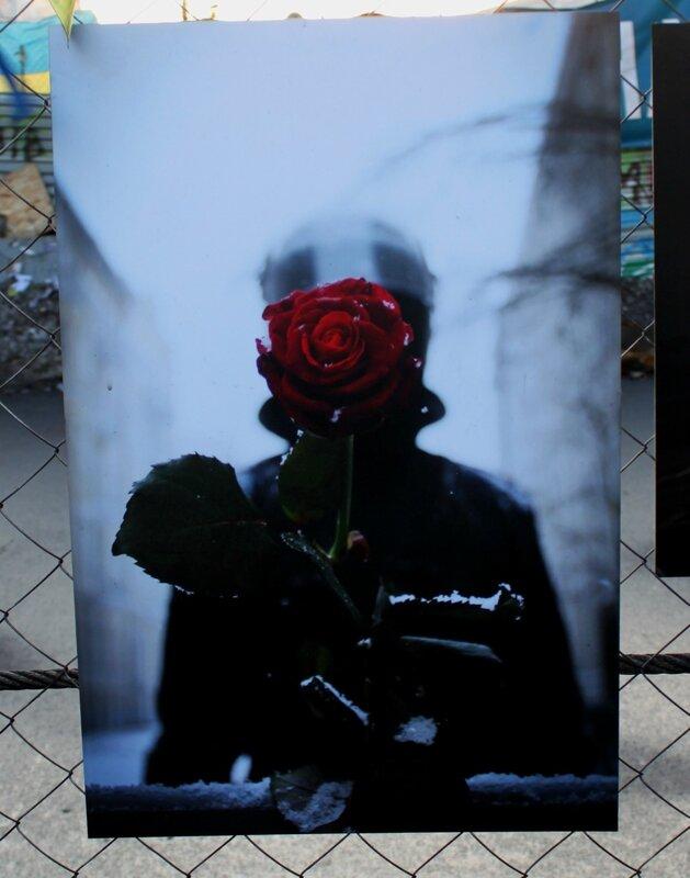 Спецназ и розы