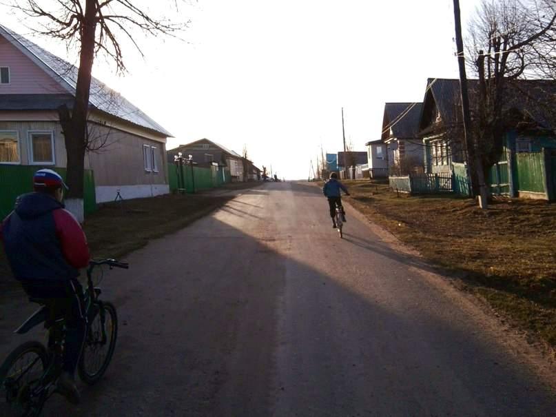 Деревня Ирнур