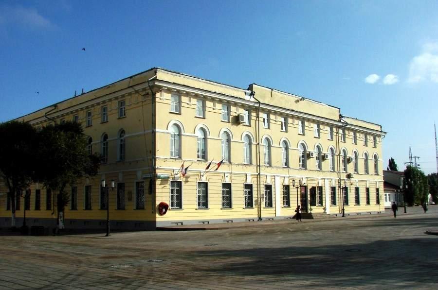 Достопримечательности города Оренбург