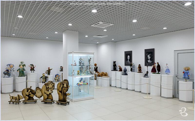 Выставка кукол и мишек Тедди в ТРЦ «Орбита»