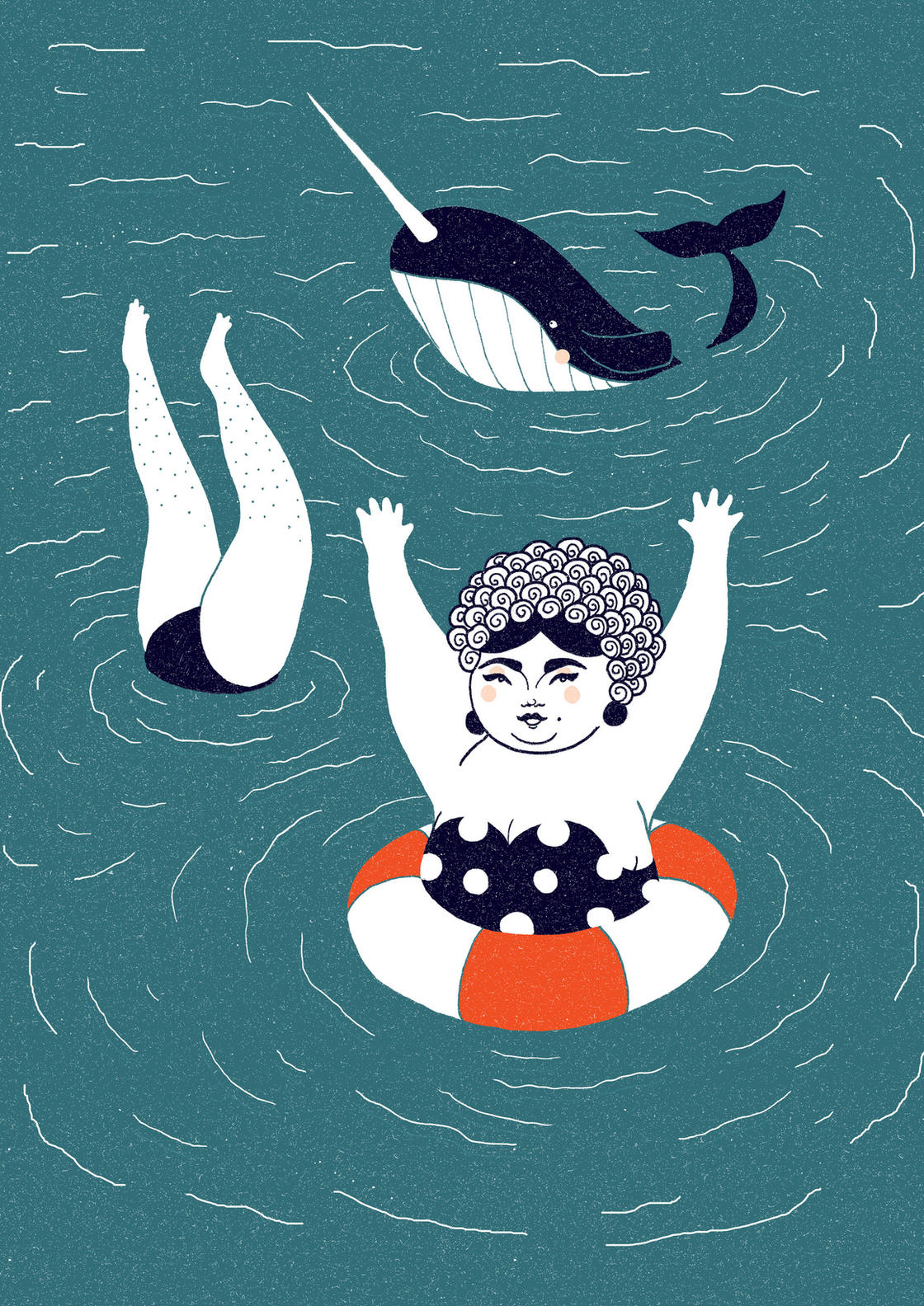 Moodboard – Une selection d'illustrations douces et poetiques