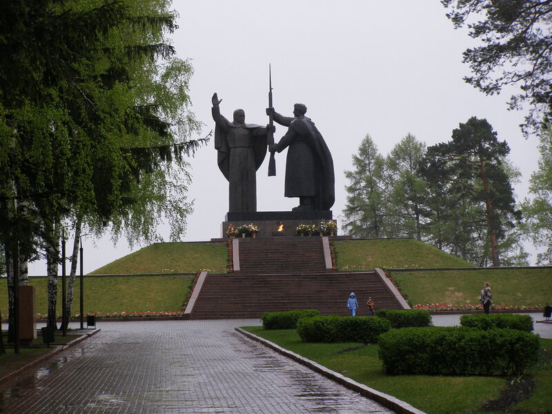 Россия, Томск (Russia, Tomsk)