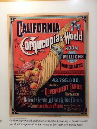 immigration to california advertisment