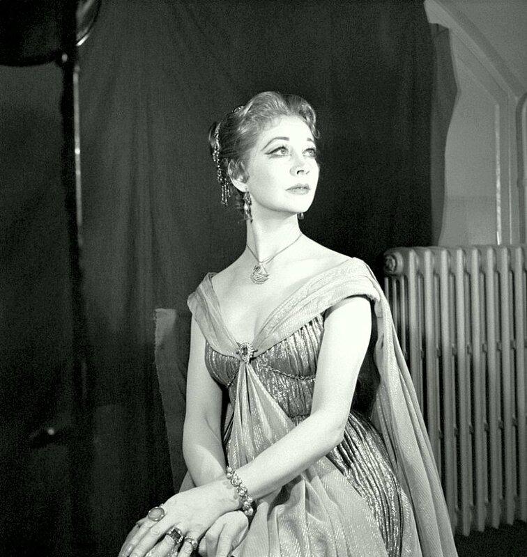 Вивьен Ли, женщина и актриса