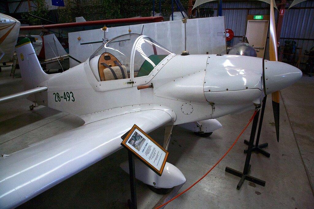Самолет Corby Cj-1 Starlet Чертежи