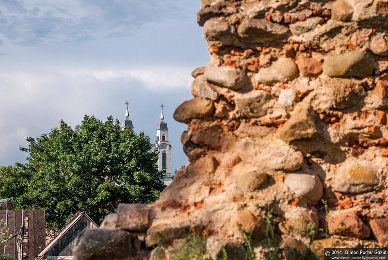 беларусь. Кревский Замок
