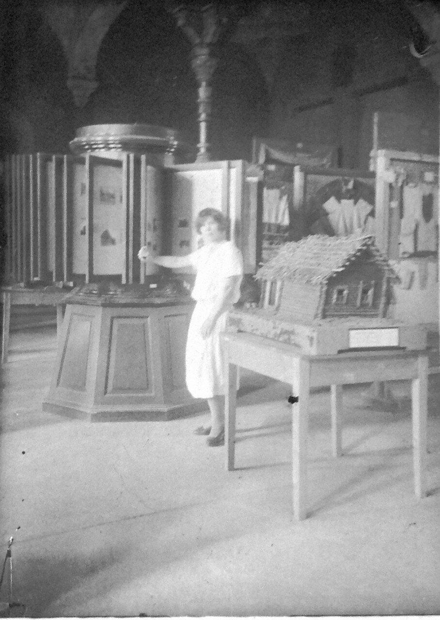 1920-е годы. Музей Центральной Промышленной Области (Москва)